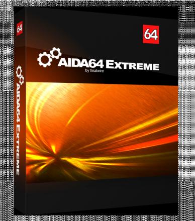 AIDA64 Extreme Box