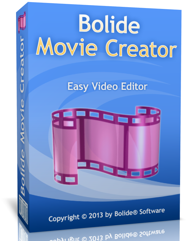 Bolide Movie Creator licence