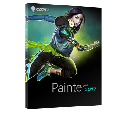 Painter 2017 box